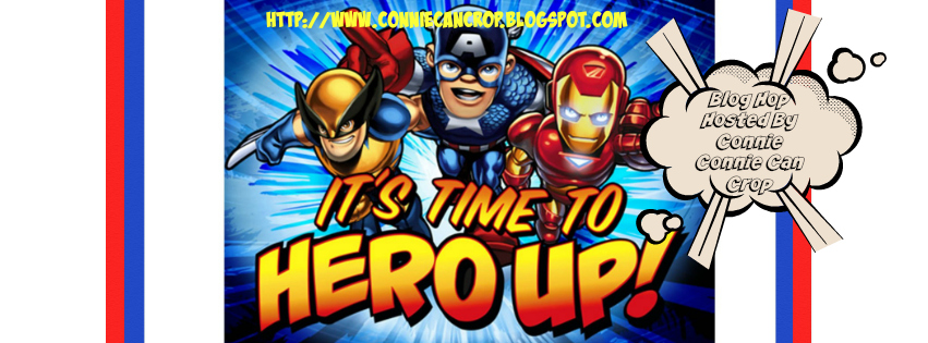 It's Time to Hero Up..