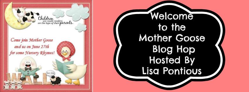 Mother Goose Blog Hop title