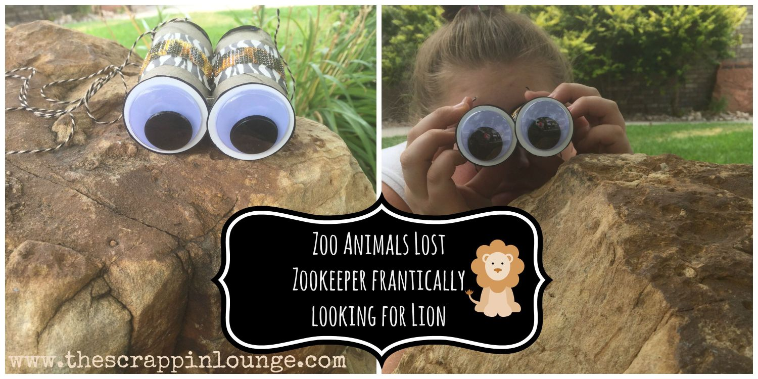Zoo Animals Lost