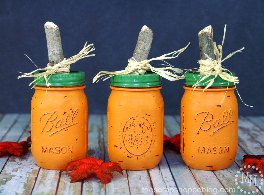 Painting Mason Jar Sizes