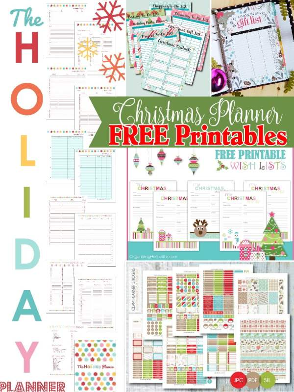 free printables planner # 26