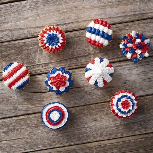 Get inspired for summer entertaining with these patriotic food ideas!