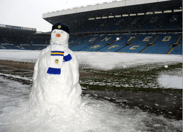 As Britain froze, Leeds started to fail.