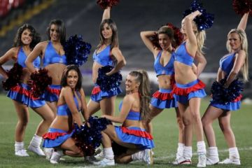 Crystal Palace Cheerleaders