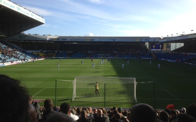 Elland Road from Kop