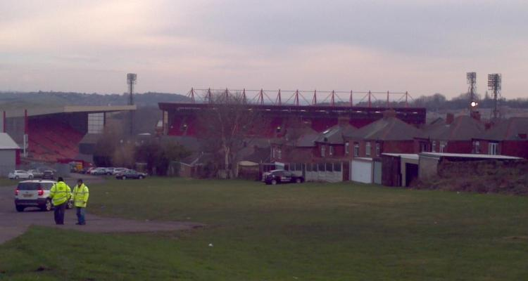 Barnsley away (1)