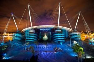 City Of Manchester Stadium