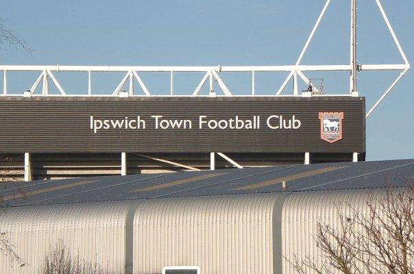 Portman Road, Ipswich Town