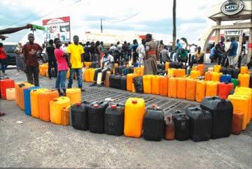 Fuel Scarcity image
