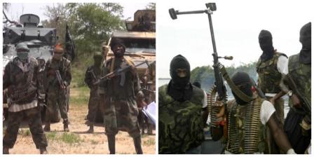 MEND _Niger Delta Militants Vs Boko Haram