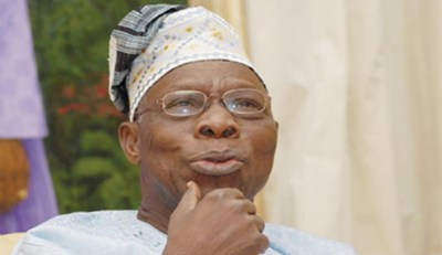 Olusegun Obasanjo on Jonathan