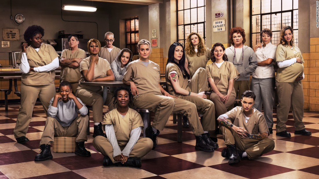 orange is the new black feature