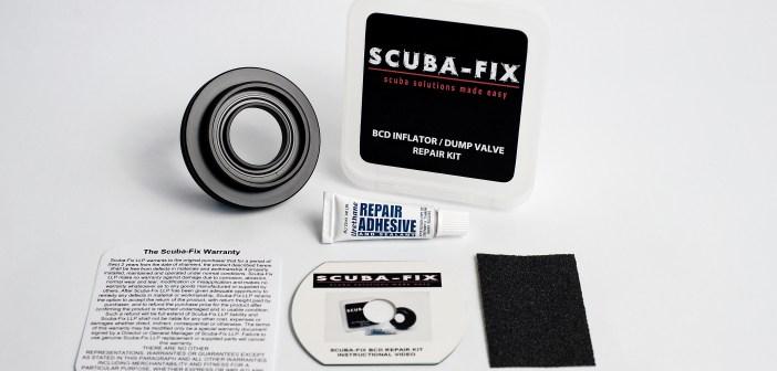 Scuba Fix Valve Set