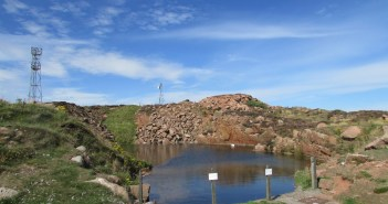 Boddam Quarry at The Scuba News