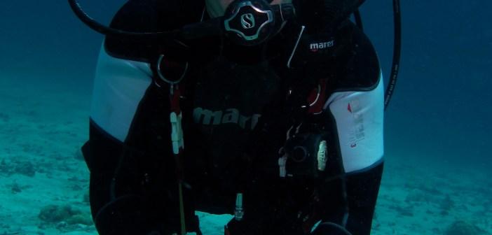 Gary Eldridge Diver Profile at The Scuba News