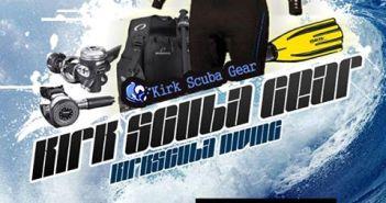 Kirk Scuba Gear