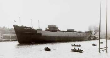 The SS Thistlegorm at The Scuba News