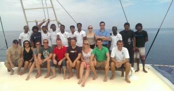 Maldives Group Photo