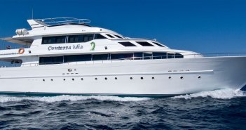 M/Y Contessa Mia from Sea Serpent Fleet