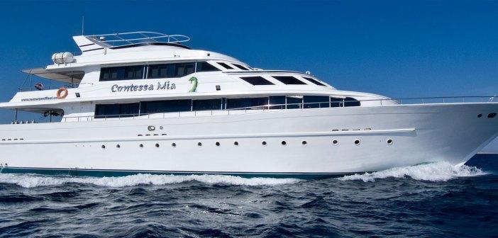 M/Y Contessa Mia from Sea Serpent Fleet