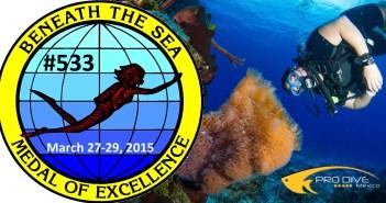 Beneath The Sea 2015