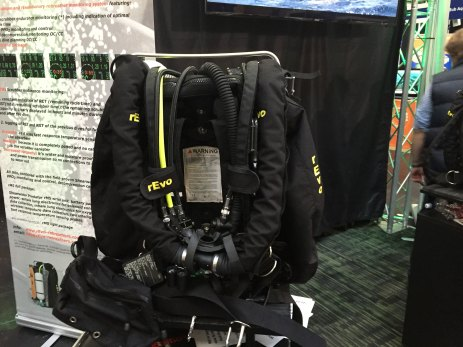 Dive 2015 Day One of the Birmingham Dive Show