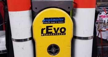 Used rEvo Rebreather 10-01-18