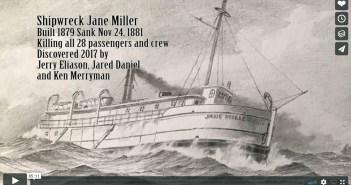 Jane Miller Shipwreck