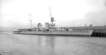 HMS Raleigh