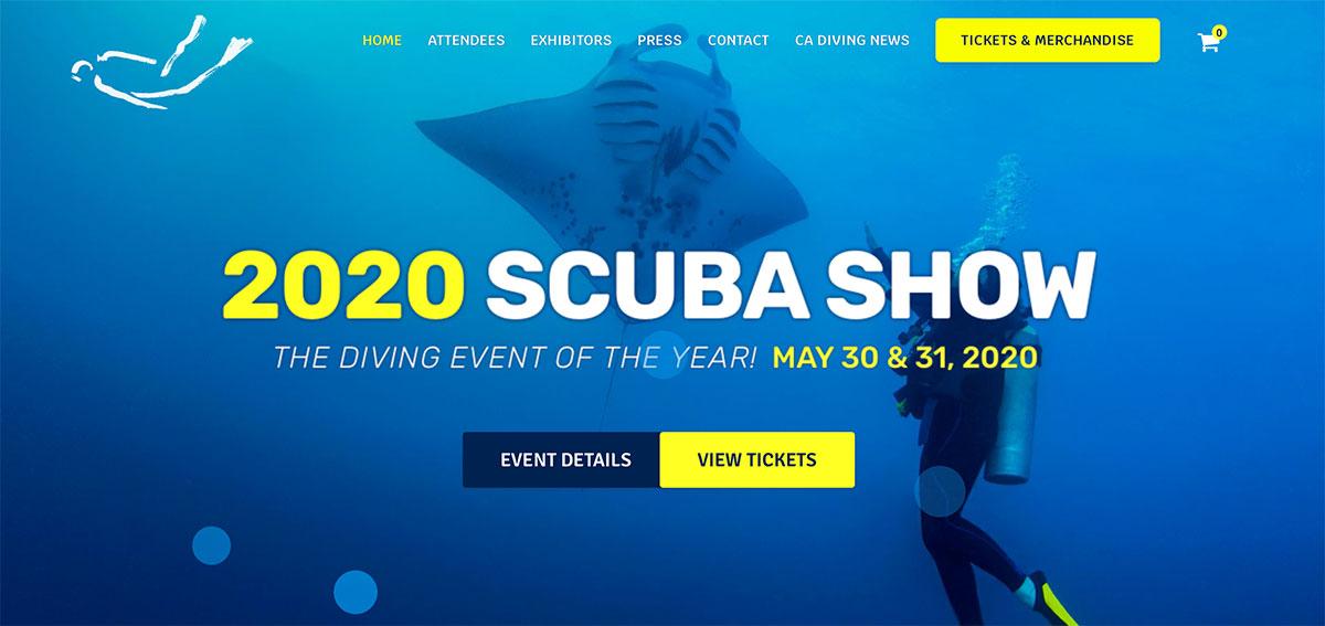 The Scuba Show 2020