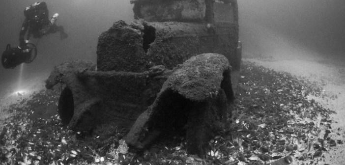 DIVETALKS THURSDAYS – Livestream Interview with Wreck Diver and CCR Specialist, Stéphan Senécal
