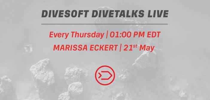 Divesoft DIVETALKS Marissa Eckert