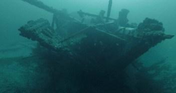 M Stalker Shipwreck