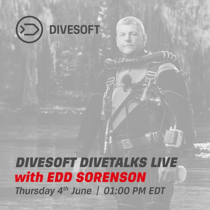 Divesoft DIVETALKS - Edd Sorenson