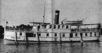 Waome Shipwreck