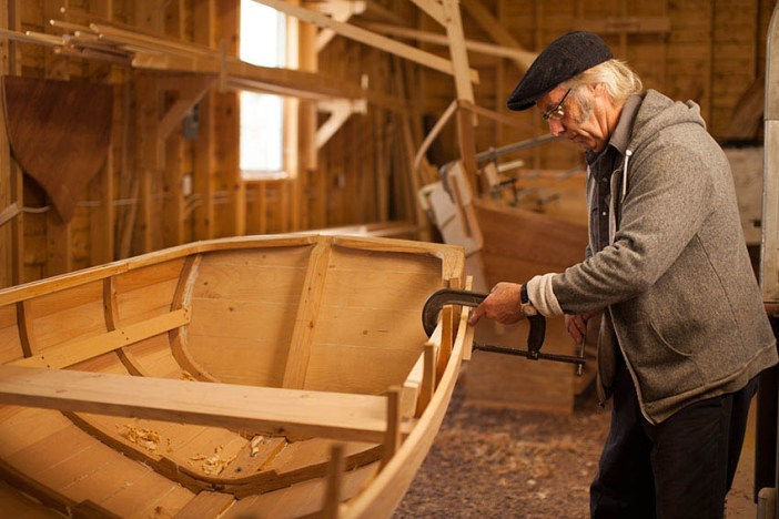 Wooden Boat Museum