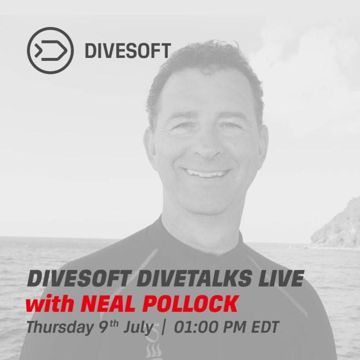Divesoft Divetalks - Neal Pollock