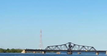 Manitoulin Swing Bridge
