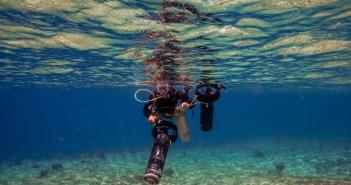 Boat vs Shore Diving - Adan Banga