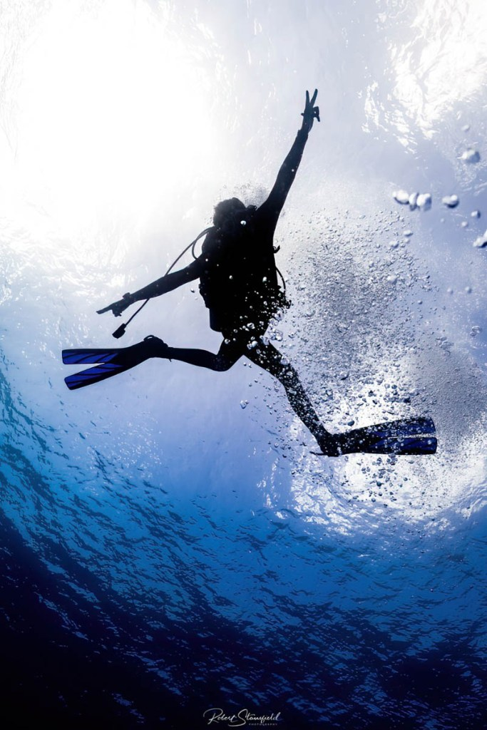 Diving Fears