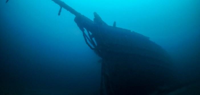 FT Barney Shipwreck