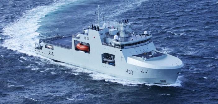 Introducing, Irving Shipbuilders Inc. in Nova Scotia