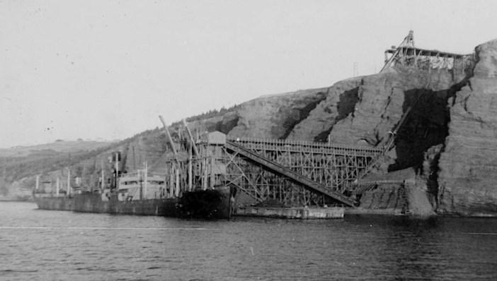 Scotia Pier Bell Island