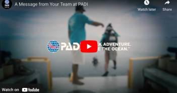 PADI Message