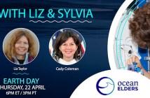 Liz and Sylvia