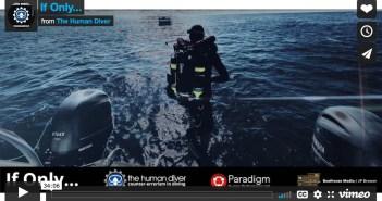Human Diver