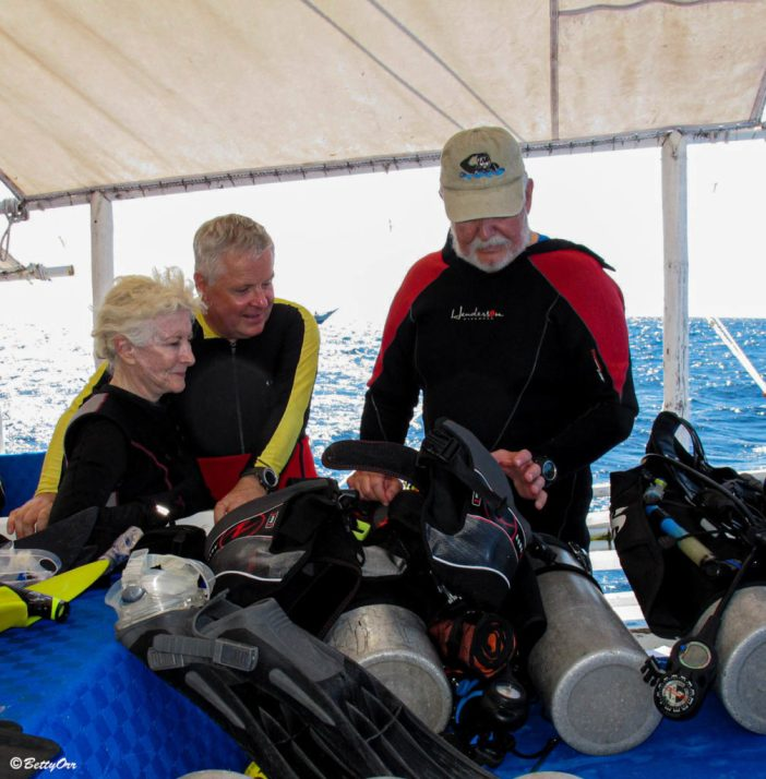 Pre-dive equipment review