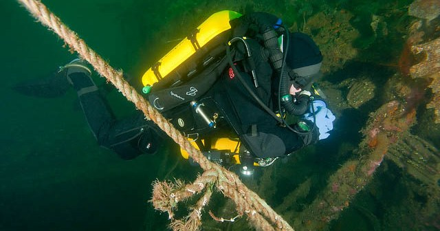 CCR Diver