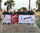 Deptherapy takes on the challenge in Malta