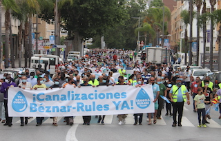 ALM Water Protests 02